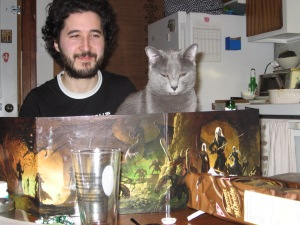 cat dungeon master