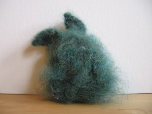 Knit Cat Toy