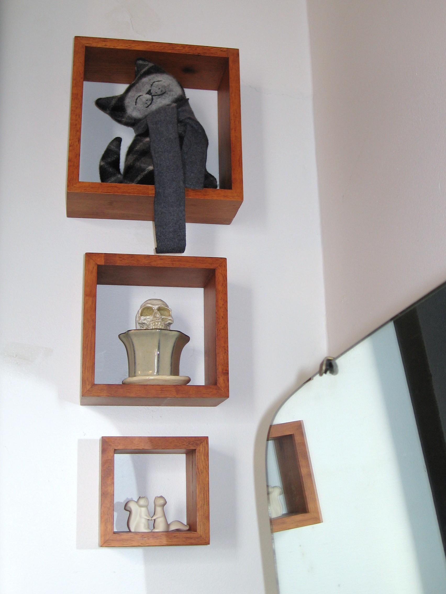 wall box vignettes