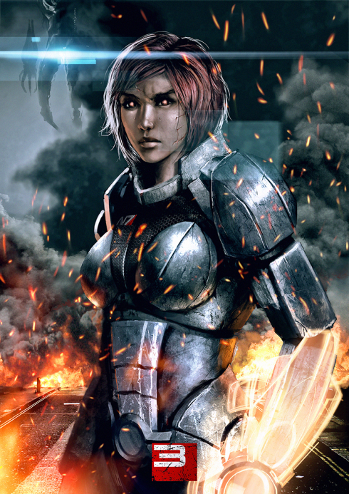 Eric Persson FemShep